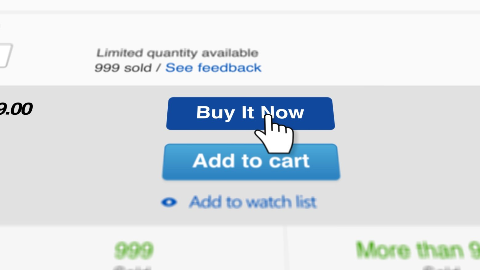 Stock Video Animation Of Clicking Ebay Buy Button Africa Rising Authentic African Stock Photos Videos